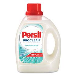 Persil ProClean Power-Liquid Sensitive Skin Laundry Detergent, 100 oz Bottle, 4/Carton