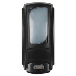 Dial Hand Care Anywhere Flex Bag Dispenser, 15 oz, 4 in x 3.1 in x 7.9 in, Black