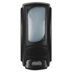 Dial Hand Care Anywhere Flex Bag Dispenser, 15 oz, 4 in x 3.1 in x 7.9 in, Black, 6/Carton