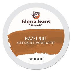 Gloria Jean's® Hazelnut Coffee K-Cups, 96/Carton