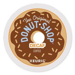 The Original Donut Shop® Decaf Coffee K-Cup Pods, 96/Carton