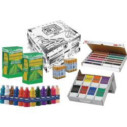 Dixon Supply School Kit in Storage Box