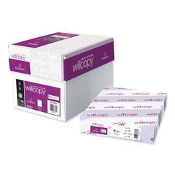 Domtar Custom Cut-Sheet Copy Paper, 92 Bright, 20lb, 8.5 x 11, White, 500 Sheets/Ream, 5 Reams/Carton