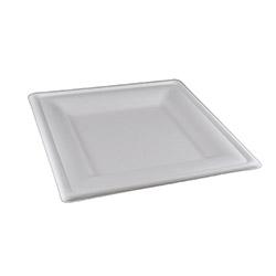 Primeware 10 in Diamond Collection Square Plate