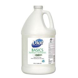 Dial Basics Liquid Hand Soap, Fresh Floral, 1 gal Bottle