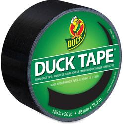 Duck® Duck Tape, 1.88 in x 20 yards, Black