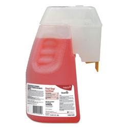 Diversey Final Step Sanitizer, Liquid, 2.5 L