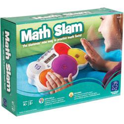 Educational Insights Math Slam Eelectronic Game