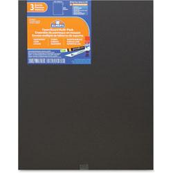 Elmer's Foam Board Multi-Pack, 16'x20 in, 3/PK, Black