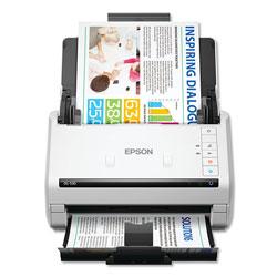 Epson DS-530 Color Document Scanner, 300 dpi Optical Resolution, 50-Sheet Duplex Auto Document Feeder