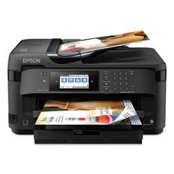 Epson WorkForce WF-7710 13 in Wireless Wide Format Inkjet Printer