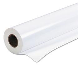 Epson Premium Semigloss Photo Paper Roll, 7 mil, 44 in x 100 ft, Semi-Gloss White