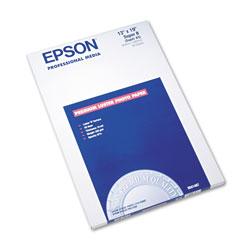 Epson Ultra Premium Photo Paper, 10 mil, 13 x 19, Luster White, 50/Pack