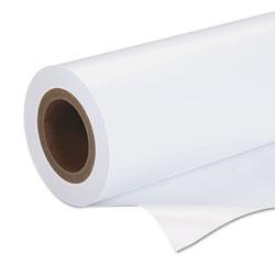 Epson Premium Luster Photo Paper Roll, 3 in Core, 44 in x 100 ft, Premium Luster White