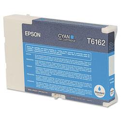 Epson T616200 DURABrite Ultra Ink, 3500 Page-Yield, Cyan