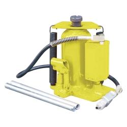 Esco Equipment Yellow Jackit 20 Ton Air/Hydraulic Bottle Jack