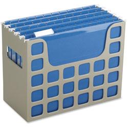 "TOPS Hanging File Folder, 12 3/16""x6""x9 1/2"", Putty"