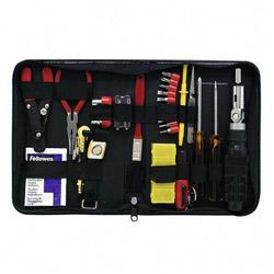 Fellowes 30 Piece Computer Tool Kit in Black Vinyl Zipper Case