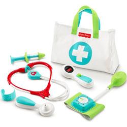 Fisher-Price Mini-MDs Medical Kit, 3-6 Years