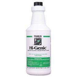 Franklin Cleaning Technology Hi-Genic Non-Acid Bowl & Bathroom Cleaner, 32oz Bottle