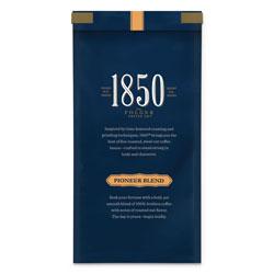 1850 Coffee, Pioneer Blend, Medium Roast, Ground, 12 oz Bag