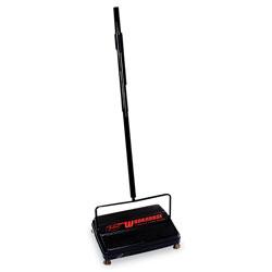 Franklin Workhorse Carpet Sweeper, 46 in, Black