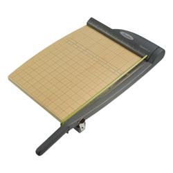 Swingline ClassicCut Pro Paper Trimmer, 15 Sheets, Metal/Wood Composite Base, 12 x 15