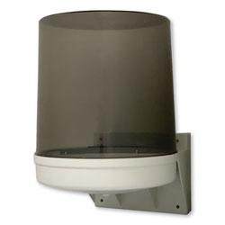 GEN Center Pull Towel Dispenser, 10 1/2 in x 9 in x 14 1/2 in, Transparent