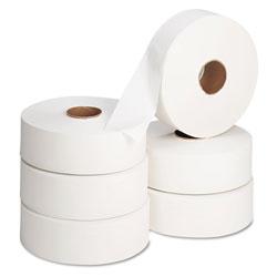 GP Jumbo Roll Bath Tissue, 12 in diameter, 2000ft, 6 Rolls/Carton