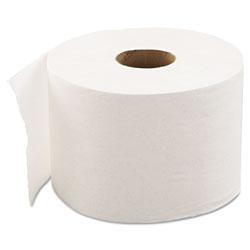 Envision® High-Capacity Bath Tissue, 2-Ply, White, 1000 Sheets/Roll, 48 Rolls/Carton