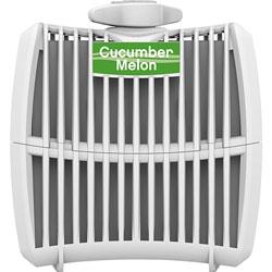 Genuine Joe Air Freshener Cartridge, Cucumber Melon, 12/CT