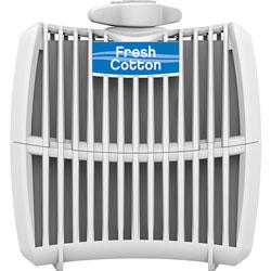 Genuine Joe Air Freshener Cartridge, Fresh Cotton, 12/CT