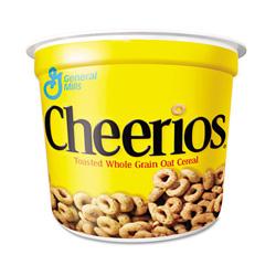 Cheerios® Cheerios Breakfast Cereal, Single-Serve 1.3oz Cup, 6/Pack