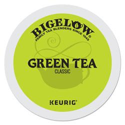 Bigelow Tea Company Green Tea K-Cup Pack, 24/Box
