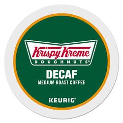 Krispy Kreme Classic Decaf Coffee K-Cups, Medium Roast, 24/Box