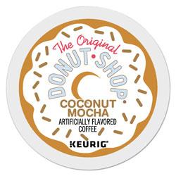 The Original Donut Shop® Coconut Mocha K-Cups, 24/Box