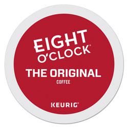Eight O'Clock Original Coffee K-Cups, 24/Box
