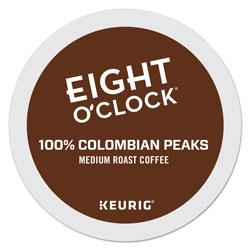 Eight O'Clock Colombian Peaks Coffee K-Cups