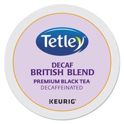 Tetley® British Blend Decaf Tea K-Cups