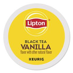 Lipton® Black Tea Vanilla K-Cups, 24/Box