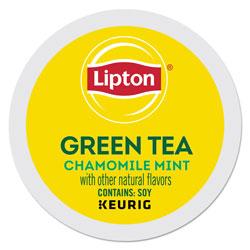 Lipton® Soothe Smooth Green Tea K-Cups, 24/Box