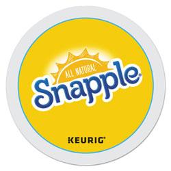 Snapple Flavored Iced Tea K-Cups, Raspberry