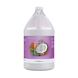 AlphaChem Velvet Colada Hand Soap, 1 gal Bottle, Tropical Scent, 4/Carton