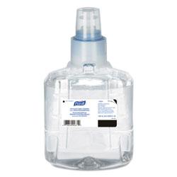 Purell Advanced Green Certified Hand Sanitizer Refill, 1200 mL, Foam, FragFree, 2/Ct