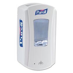 Purell LTX-12 Touch-Free Dispenser, 1200 mL, 5.75 in x 4 in x 10.5 in, White