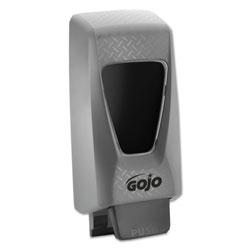 Gojo PRO 2000 Hand Soap Dispenser, 2000 mL, 7.06 in x 5.9 in x 17.2 in, Black