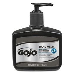 Gojo HAND MEDIC Professional Skin Conditioner, 8 oz Pump Bottle