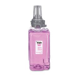 Gojo Antibacterial Foam Handwash, Refill, Plum, 1250mL Refill, 3/Carton