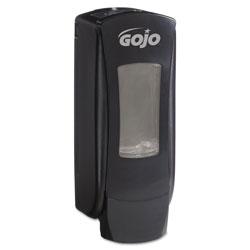 Gojo ADX-12 Dispenser, 1250 mL, 4.5 in x 4 in x 11.75 in, Black