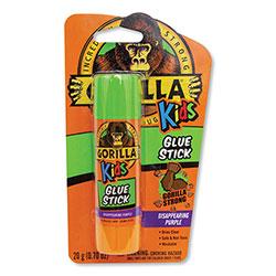 Gorilla Glue School Glue Sticks, 0.7 oz/Stick, Dries Clear, 6/Box